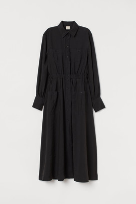 H&M Calf-length shirt dress