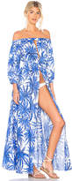Milly Palm Trees Dress