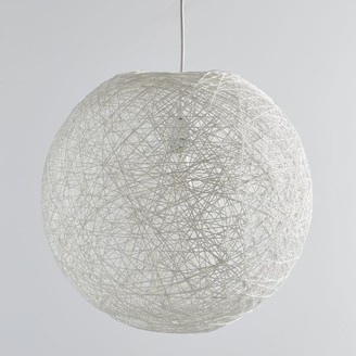 Pottery Barn Teen Woven Globe Chandelier