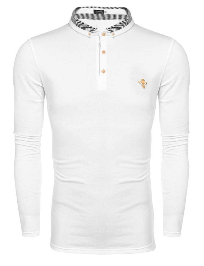 ab986ad51 Mens Long Sleeve Polo T Shirts - ShopStyle Canada