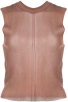 Dion Lee Outline cropped vest