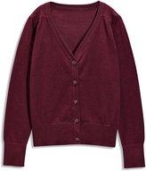 Hollywood Star Fashion Khanomak Kids Girls V Neck Cardigan Sweater (Size 7/8, )