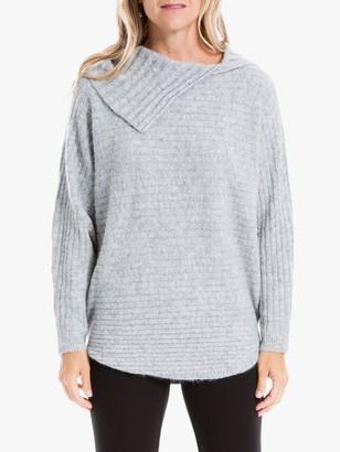 Max Studio Knit Tunic Top, Grey