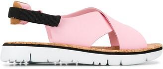 Camper Oruga cross-over sandals