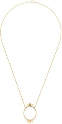 Annelise Michelson Alpha pendant necklace