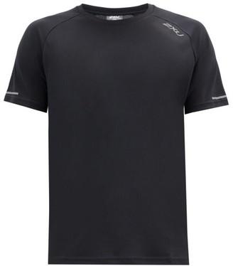 2XU Xvent G2 Technical-jersey T-shirt - Black Silver