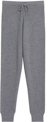 Theory Arleena Cashmere Waffle Knit Pants