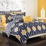 Diane von Furstenberg Studio™ Graphic Chain Link Duvet Cover Set, 100% Cotton