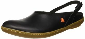 Art 1298 Becerro Black /kio Womens ] Closed Toe Sandals Black (Black Black) 5 UK (38 EU)