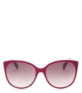 Marc Jacobs Classic Cat Eye Sunglasses, 55mm