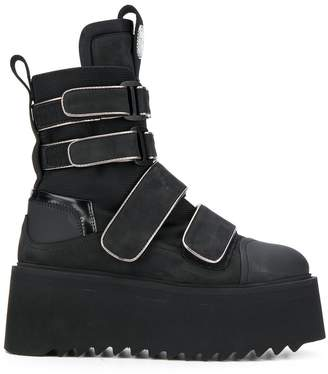 Bruno Bordese Amphibian boots