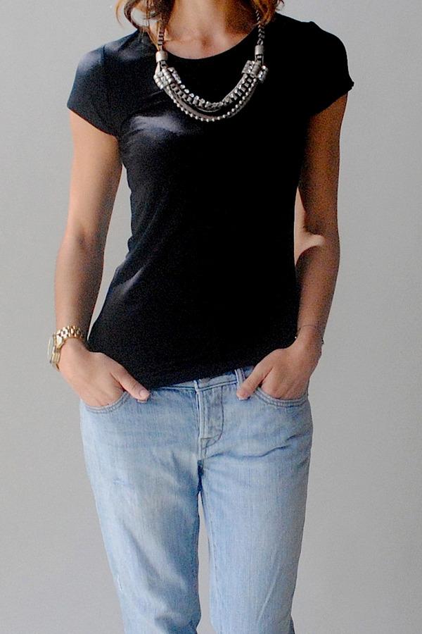 Dex Black Short Sleeve Shirt