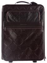 Longchamp Monogram Leather Luggage