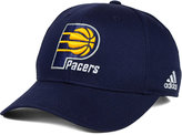 adidas Indiana Pacers Structured Basic Adjustable Cap