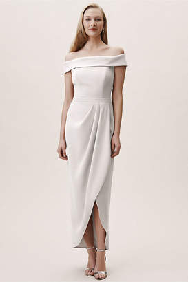 BHLDN Thompson Dress By in White Size 0