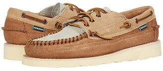 Sebago Cayuga (Camel/Papyrus/Cognac) Men's Shoes