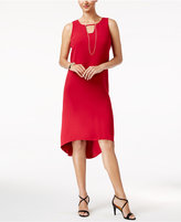Thalia Sodi Embellished Shift Dress, Created for Macy's