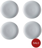 Mason Cash Classic Side Plates In Grey