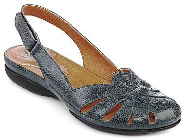 JCPenney YuuTM Daru Leather Comfort Sandals
