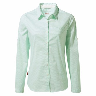 Craghoppers NosiLife Verona Womens Long Sleeved Shirt