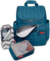 Bed Bath & Beyond SKIP*HOP® Forma Backpack Diaper Bag in Teal