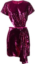 Alice McCall cut-out sequin dress