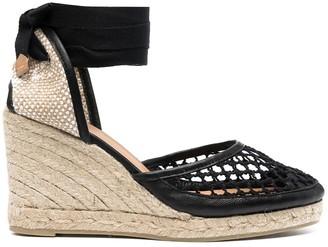 Castaner Carola wedge sandals