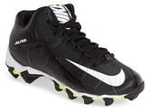 Nike Boy's 'Alpha Shark 2 3/4' Football Cleat