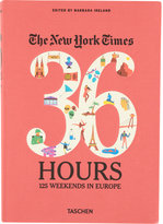 Taschen The New York Times 36 Hours: Europe
