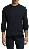 Antony Morato Wool Crewneck Sweater