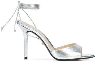 ALEVÌ Milano Lucy wrap-around ankle strap sandals