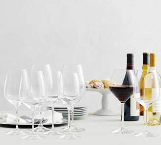 Pottery Barn Riedel Extreme White Wine Glasses, Set of 4