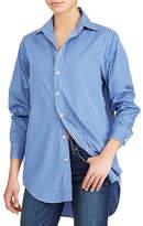 Polo Ralph Lauren Striped Cotton Tunic
