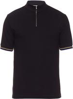 Acne Studios Keller cotton polo shirt