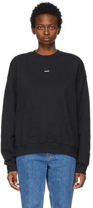 Mackage Black Justice Sweatshirt