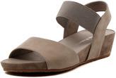 Django & Juliette New Wendi Taupe Womens Shoes Casual Sandals Heeled