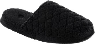 Acorn Quilted Spa Slide Slipper