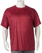 Russell Athletic Big & Tall Russell Sublimated Dri-Power Performance Tee