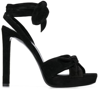 Saint Laurent Open Toe Sandals