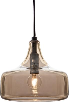 Aneta - Sao Paolo Ceiling Lamp Amber - glass | amber - Amber