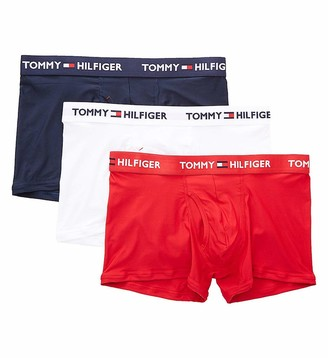 Tommy Hilfiger Men's Underwear Everyday Micro Multipack Trunks