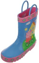 "Peppa Pig Girls' ""Afternoon Ride"" Rain Boots"