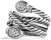David Yurman Renaissance Ring with Diamonds