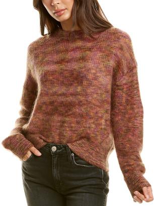 IRO Version Mohair & Wool-Blend Pullover