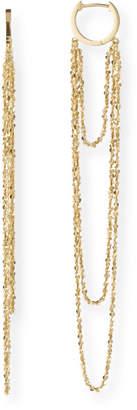 Jennifer Zeuner Jewelry Eunice Chain-Dangle Earrings