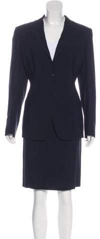 Vintage Knee-Length Skirt Suit w- Tags