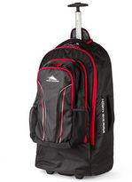 High Sierra NEW Composite Duffle/Daypack Black