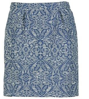 Benetton LORDINA women's Skirt in Blue