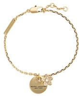 Marc Jacobs Women's Mj Coin Charm Bracelet