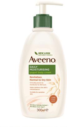 Aveeno Daily Moisturising Vanilla & Oats Yogurt Body Lotion 300Ml
